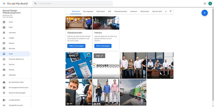 Google Mijn Bedrijf optimaliseren
