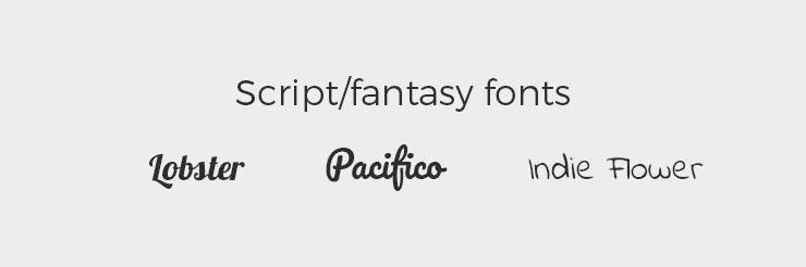 font website kiezen